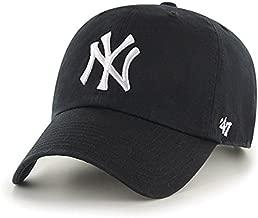 47 Clean Up New York Yankees Mens Cap Black