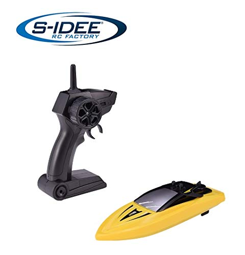 s-idee® H116 RC Speed Boat ferngesteuertes Boot 2,4 GHz 3CH Mini RTR