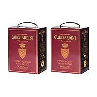 vino rosso toscano bag in box conte ferdinando guicciardini (1 bag in box 5 litri)
