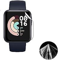 Microcase Xiaomi Mi Watch Lite Esnek Ekran Koruma Filmi