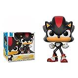 Figuras Pop Sonic Vinyl Dolls 285 # Shadow Modelo Coleccionable Figura De Acción 10Cm, Juguete De PVC para Niños Regalo De Cumpleaños
