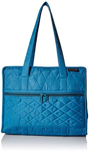 Yazzii Hand Quilten Projekt Tasche, Aqua