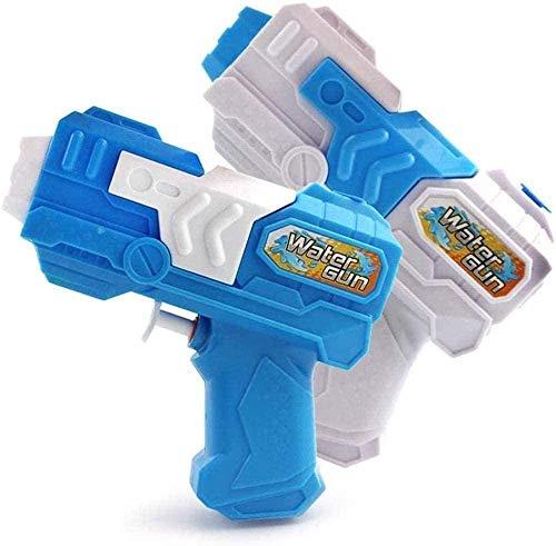 PRWJH Bevorzugt zukünftige Krieger Blaster Wasserpistole Strand Spielzeug Strand Spielzeug Spritzpistole Wasserspielzeug Sommer Pool Gefälligkeiten