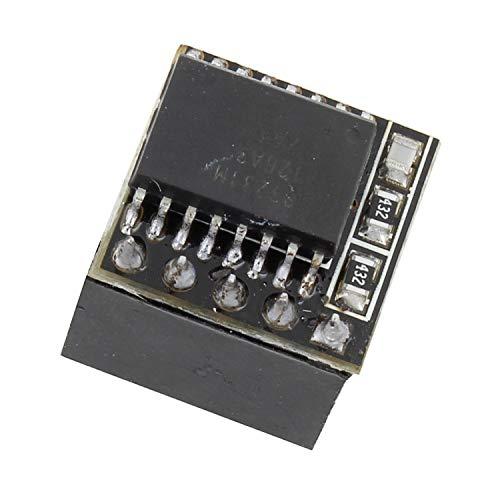 Goed product 2019 DS3231 klok module 3.3V / 5V hoge nauwkeurigheid voor Raspberry Pi LDTR-WG0211