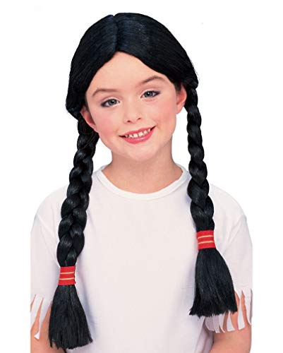Horror-Shop Squaw enfant perruque
