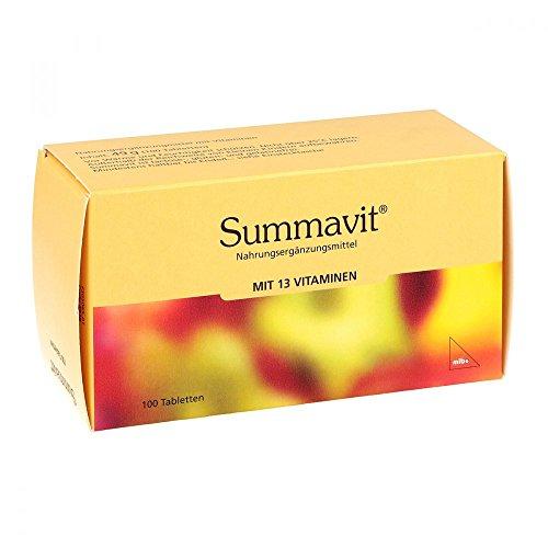 Summavit Tabletten, 100 St