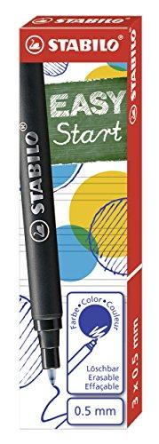 Patronen zum Nachfüllen - STABILO EASYoriginal Refill - medium - 3er Pack - Schreibfarbe blau (löschbar)