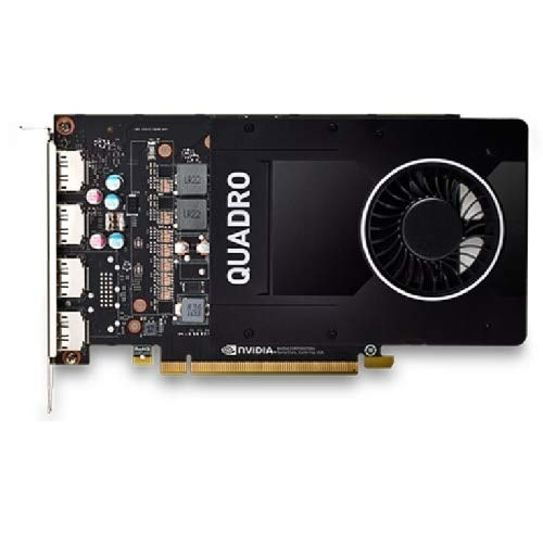 NVIDIA Quadro P2200 Grafikkarte Quadro P2200 5GB 4X DisplayPort