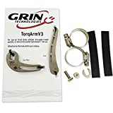 Grin Technologies Universal Ebike Torque Arm For Front Hub Motors. Thick 1/4' Stainless Plate.
