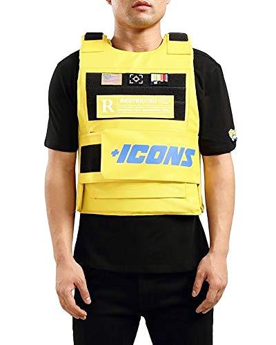hudson Vest (Yellow)