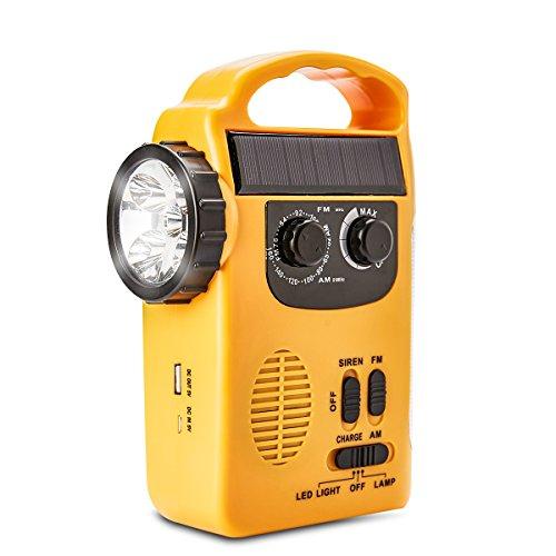 Hoshine Multi-Functional Powered LED Lantern
