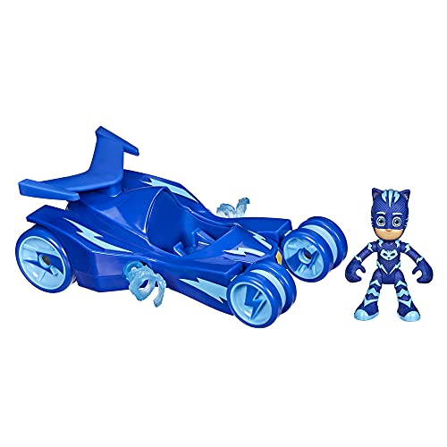 PJ Masks Catboy Deluxe Vehicle Preschool Toy,...