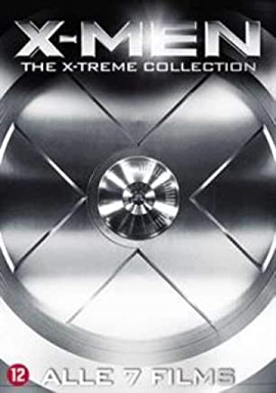 X-Men The X-treme 7-DVD Collection ( X-Men / X-Men 2 / X-Men: The Last Stand / X-Men: Days of Future Past / X-Men: First Class / The Wolverine / X-Men Origins: Wolverine )