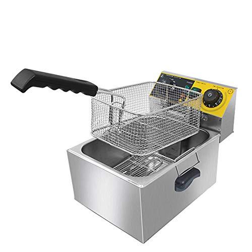 frying pan Freidora Comercial Monocilindro, Freidora Elé