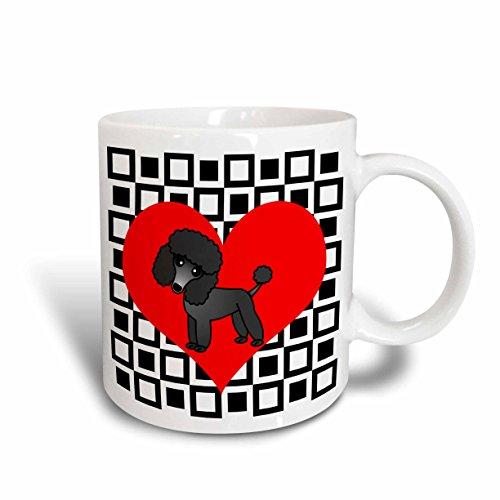 3dRose Mugs, Ceramic, White, 11-oz