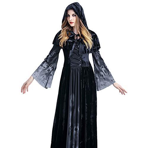 - Frauen Zauberer Kostüm