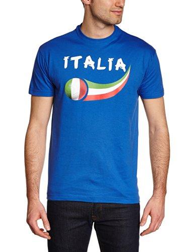 Voetbalfan-shirt Italië