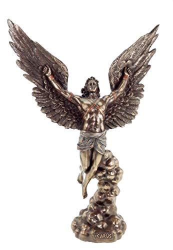 Unbekannt Ikarus Figur Sohn des Dädalus mit Flügeln Veronese Dädalus Fliegen