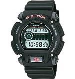 Casio G-Shock Quartz Watch with Resin Strap, Black, 25 (Model: DW9052-1V)