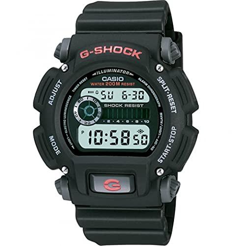Casio G-Shock Origin Digital Black Dial Men's Watch DW-9052-1VHDR(G091)