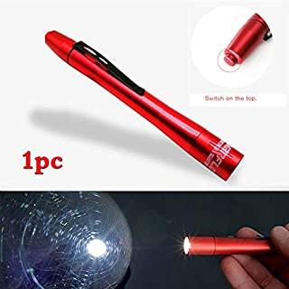 1 Pc Professional Swirl Finder Lighter Flashlight Ultra Bright Mini Light Easily Spot Imperfections and Swirls in Your Paint When Polishing and Correcting Your Vehicles Finish Portable Detailing Tool