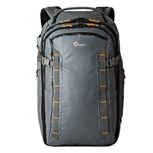 Lowepro LP36970 HighLine BP 400 AW - Weatherproof & rugged 36-liter daypack for adventurous travelers who carry modern devices into any location,Grey