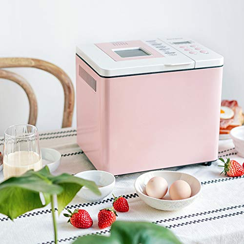 Check Out This ZRXRY Automatic Bread Maker, Programmable Bread Machine with Gluten Free Setting, LED...