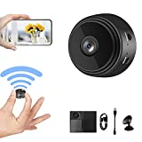 Trailer Hitch Monitoring Device Mini IP Wireless WiFi Hd 1080p Camera Spare Wireless Magnetic Trailer Hook Rear View Camera Suitable for Home Office Car