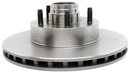 ACDelco Silver 18A1120A Front Disc Brake Rotor and Hub Assembly