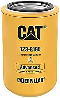 Caterpillar 1238189 123-8189 Transmission (Only) Filter Advanced High Efficiency