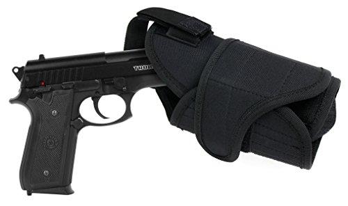DURAGADGET Funda Protectora Profesional para Pistola De Airsoft Taurus PT92-2 Años De Garantía