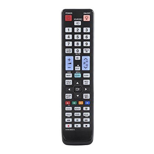 Zerone Smart TV Fernbedienung für Samsung AA59-00431A, Ersatz Universal Fernbedienung AA59-00431A für Samsung Smart LED LCD TV