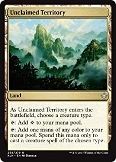 Best unclaimed territory mtg Reviews