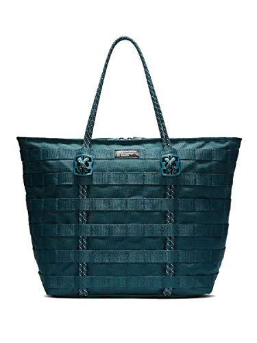 Nike Air Force 1 AF1 26L Laptop Shoulder Tote Bag Teal BA4989