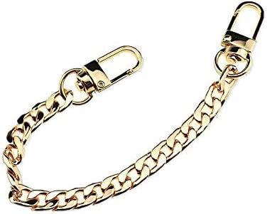 HAHIYO Mini Pochette Purse Chain Strap Slim Wide 7mm for LV Length 7 9 Inches Extra Thick 2 product image
