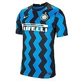 Nike Herren T-Shirt Inter M Nk BRT Stad JSY Ss Hm, Blue Spark/(White) (Full Sponsor), 2XL, CD4240, XXL