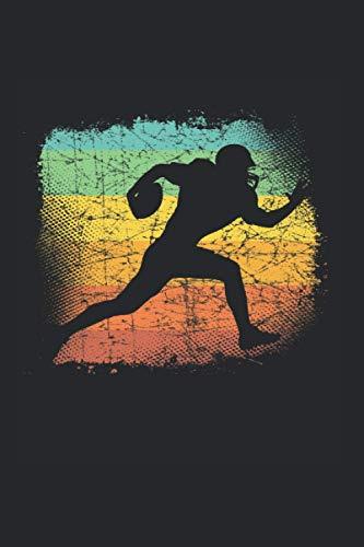 Rugby-Spieler Vintage-Geschenkidee Rugby Kalender 2021: Rugby Kalender 2021 Geschenk Lustig / Rugby Taschenkalender 2021 / Terminplaner 2021 / ... November 20 bis Dezember 21 1 Woche pro Seite