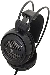 Audio-Technica SonicPro Home Studio - Auriculares Abiertos sobre Oreja, Color Negro