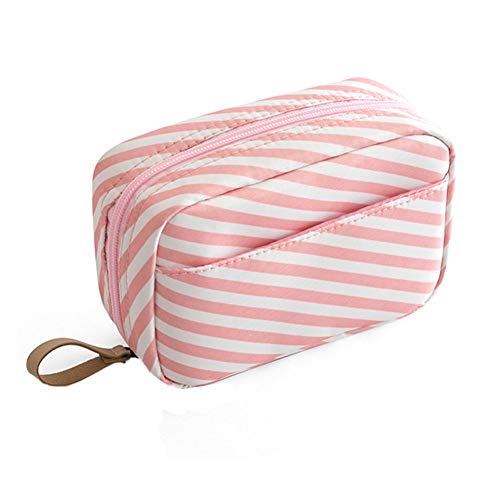 HEELPPO Cosmetic Bag Makeup Bag Small Waterproof Storage Bag Mini Cosmetic Bag Pattern Waterproof Easy To Carry Suitable For Travel And Vacation B,L