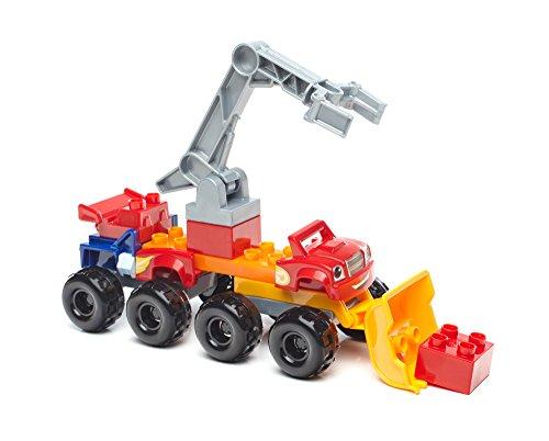 Mega Bloks drx14–Blaze–costruisci y Inventa