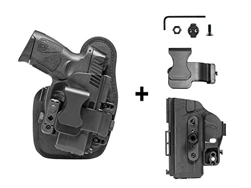Alien Gear holsters ShapeShift Appendix Carry Holster Glock 19 (Right Handed)
