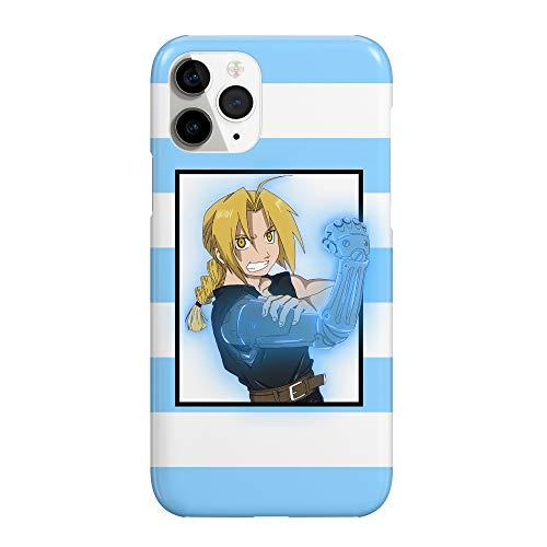 Edward Elric Anime Character_MRZ5688 - Carcasa protectora para Samsung Galaxy S10 (plástico)