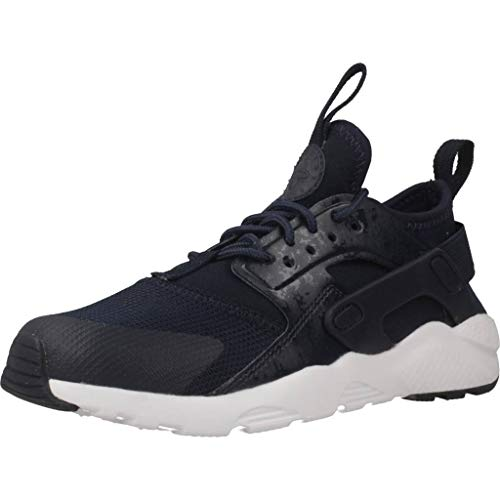 Nike Huarache Run Ultra (PS), Zapatillas de Atletismo para Niños, Multicolor (Obsidian/Obsidian/White 412), 30 EU