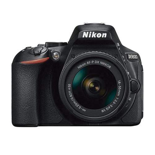Nikon D5600 - Cámara réflex de 24 MP (DX, CMOS, Visor óptico, Montura Tipo F,...