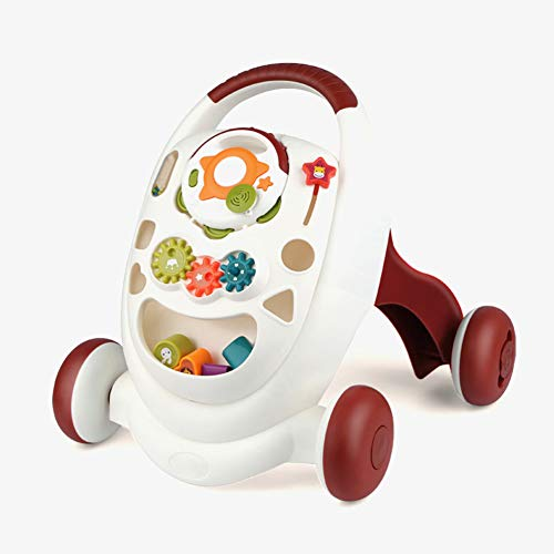 Purchase HGFDSA Baby Walke/and Geometric Toys Play 3 In1 Safe Baby Balance Toy for Start Walk Trolle...