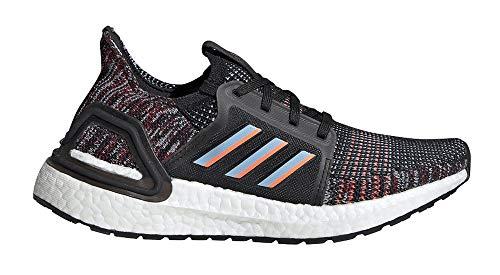 adidas Ultraboost 19 J - Zapatillas de running para niño, color negro, color Negro, talla 37 1/3 EU