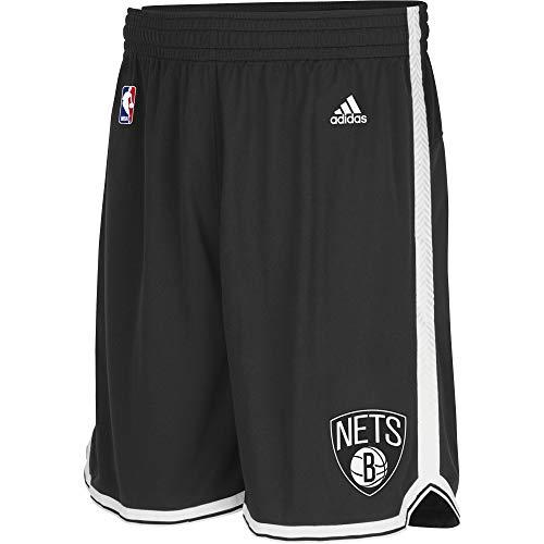 adidas Herren Intnl Swingman Shorts NBA, Brooklyn nets 2, 2XS