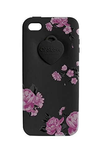 cover iPhone 5/5s OPS Flower Donna - opscovi5-14