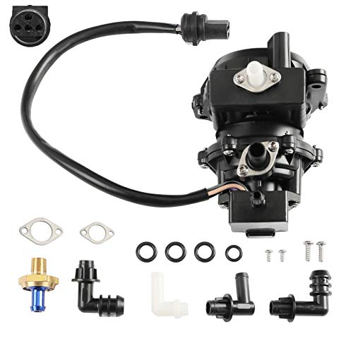 Fuel Pump 5007420 5007422 fit Johnson/Evinrude Outboard 4-Wire 1991-2006 w/VRO System Oil Injection Fuel VRO Pump Assembly Kit