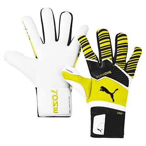 PUMA Sport Herren ONE Grip 1 Hybrid Pro TW-Handschuh Gelb F05 041627 777473